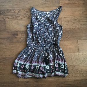 American Eagle Outfitters Romper Size Medium